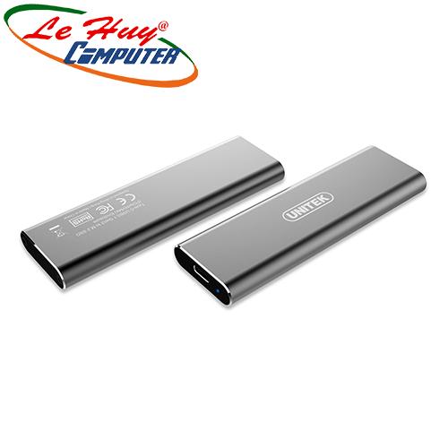 Hộp Box ổ cứng SSD M.2 Box Unitek USB 3.1(S1201A)