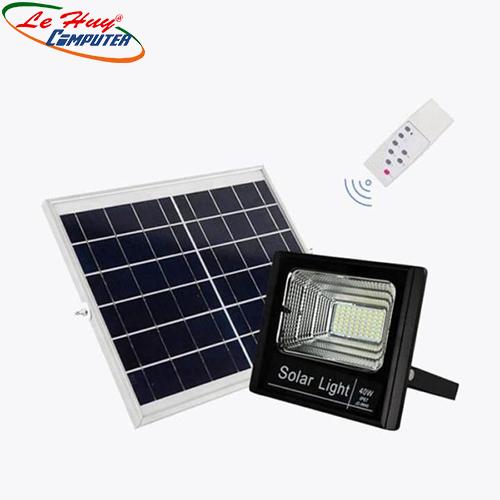Đèn pha Led năng lượng mặt trời NLMT-TH40