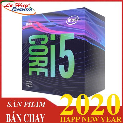 CPU Intel Core i5-9400F 4.10GHz/9MB/6 Cores,6 Threads/Socket 1151/Coffee Lake Chính Hãng