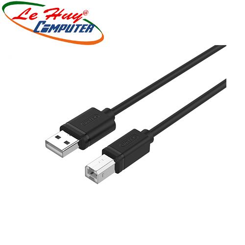 Cáp USB In 2.0 (5m) Unitek (Y-C 421GBK)
