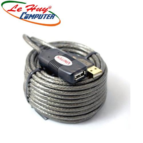Cáp USB Nối Dài 2.0 (15m) Extension Unitek (U -265)