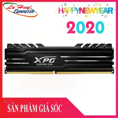 Ram Máy Tính ADATA DDR4 8G/2666  XPG D10 TẢN NHIỆT