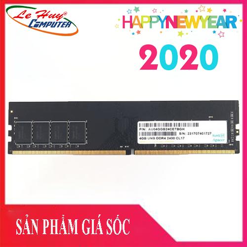 Ram Máy Tính Apacer 4GB bus 2400/2666Mhz