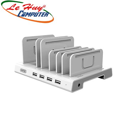 Sạc UNITEK  (4 USB)36W (Y- 2187A)