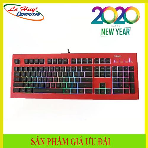 Bàn phím Fuhlen G500S USB - LED (RED)