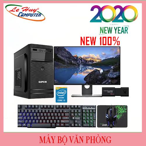 Máy Tính Văn Phòng LHC G4900/4GB/SSD 120GB/POWER VX PLUS 350