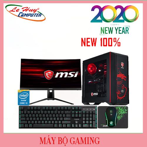 """Máy Tính  gaming đồ họa i7-9700 RTX-2060 SUPER/16GB/SSD M.2 240GB/HDD 1TB/POWER SD1600/Màn Hình Samsung 27"""""""