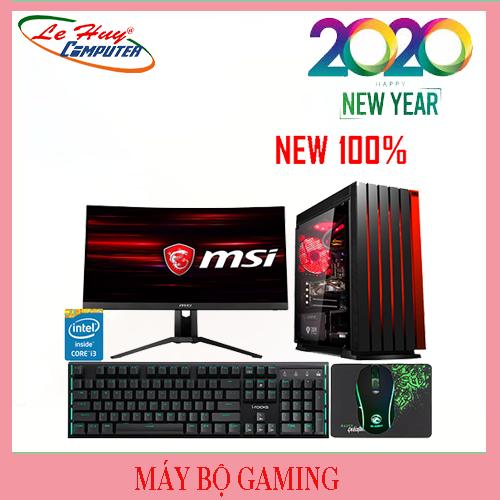 Máy tính Gaming Khủng core i9 - 9900K/16GB/SSD 240GB/HDD 1TB/RTX 2080 8G/POWER AeroCool 650W RGB 80 Plus