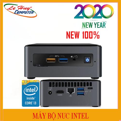 Máy Tính Bộ PC - MINI PC Intel Core  i5-8259U Processor (6M Cache, up to 3.80 GHz), SSD 240GB, RAM 8GB
