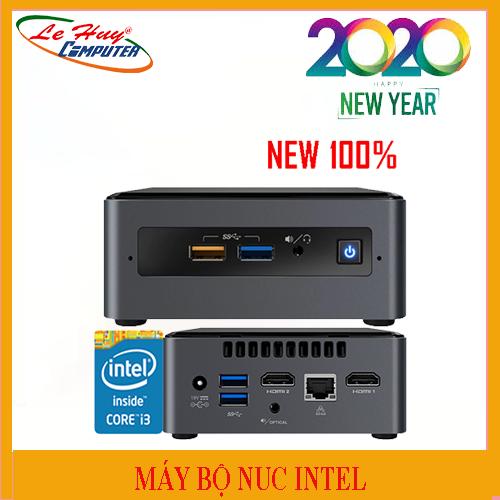 Máy Tính Bộ PC - MINI PC Intel Celeron J4005 2.7GHZ, Ram 4gb, SSd 120gb
