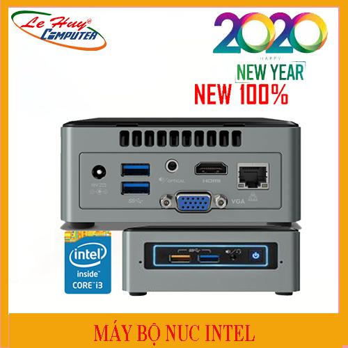 Máy Tính Bộ PC - MINI PC Intel Celeron J3455 1.5GHZ,Ram 4gb, ssd 120gb