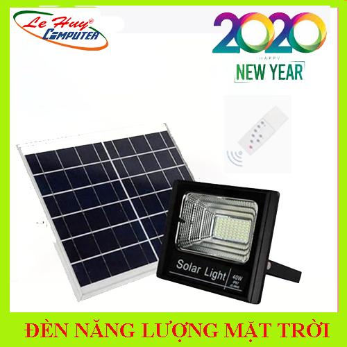 Đèn pha Led năng lượng mặt trời NLMT-TH100 100W