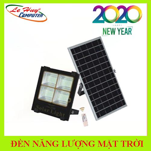 Đèn pha Led năng lượng mặt trời NLMT-TH20 30W