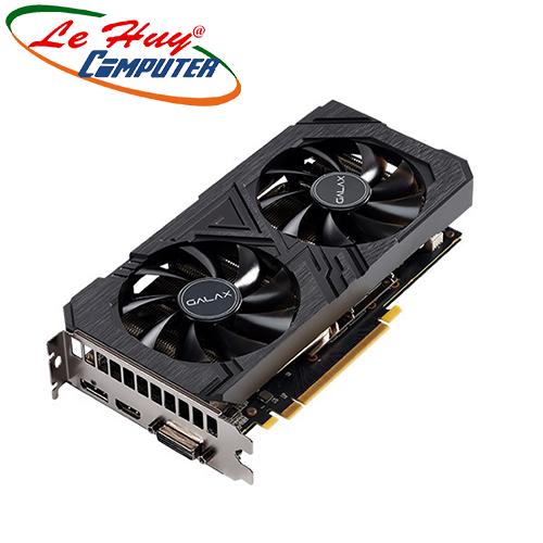 Card Màn Hình - VGA GALAX GeForce GTX 1650 EX (1-Click OC) 4GB GDDR5