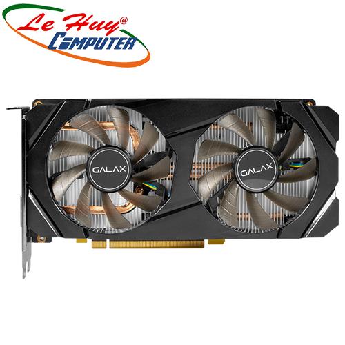 Card Màn Hình - VGA GALAX GeForce GTX 1660 (1-Click OC) 6GB GDDR5