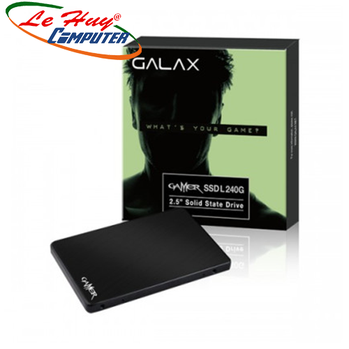 Ổ cứng SSD GALAX 240GB GAMER L SERIES
