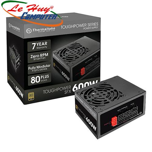 Nguồn máy tính Thermal Toughpower SFX 600W Gold