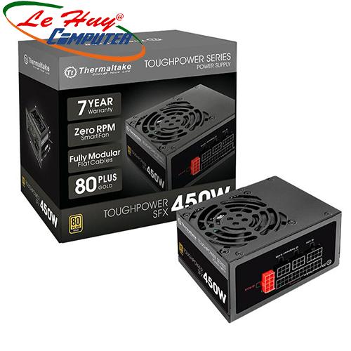 Nguồn máy tính Thermal Toughpower SFX 450W Gold