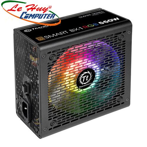 Nguồn máy tính Thermal Smart BX1 RGB 550W-Bronze