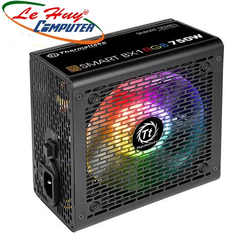 Nguồn máy tính Thermal Smart BX1 RGB 750W-Bronze
