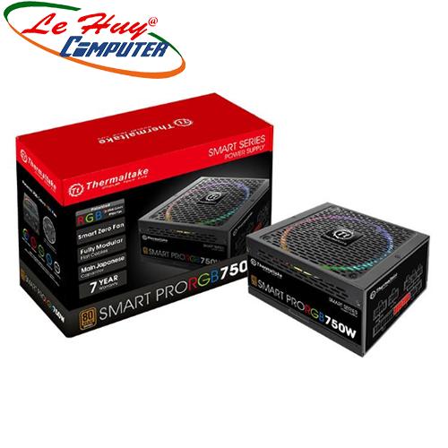 Nguồn máy tính Thermal Smart Pro RGB 750W - Bronze