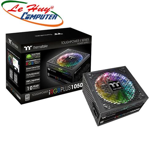Nguồn máy tính Thermal Toughpower iRGB 1050W - Platinum