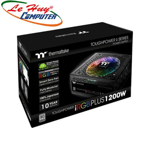 Nguồn máy tính Thermal Toughpower iRGB 1200W - Platinum