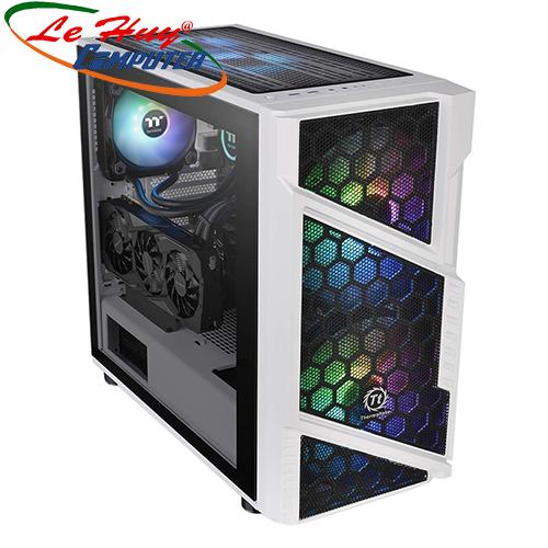 Vỏ máy tính Thermaltake Commander C31 TG Snow ARGB Edition
