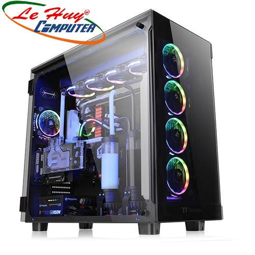 Vỏ máy tính Thermaltake View 91 Tempered Glass RGB Edition