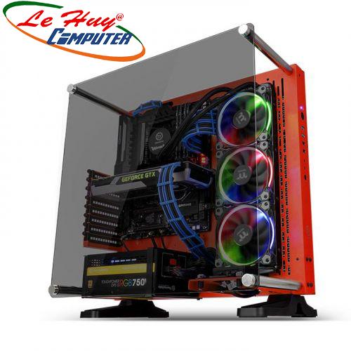 Vỏ máy tính Thermaltake Core P3 Tempered Glass Red Edition