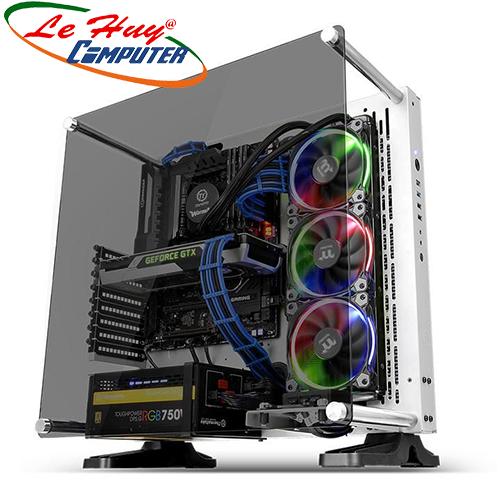 Vỏ máy tính Thermaltake Core P3 Tempered Glass Snow Edition
