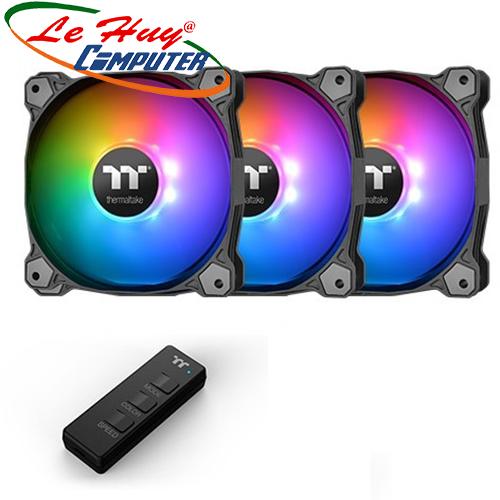 Fan Case THERMALTAKE Pure 12 ARGB Sync Radiator Fan TT Premium Edition (3-Fan Pack)