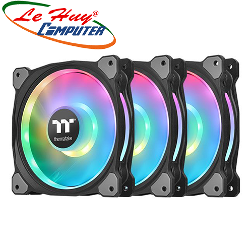 Fan Case THERMALTAKE Riing Duo 12 RGB (3-Fan Pack)