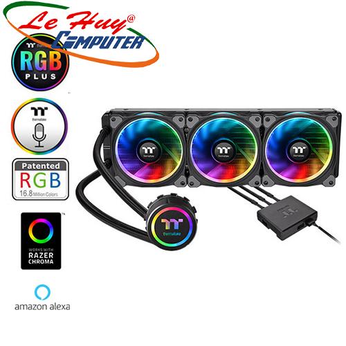 Tản nhiệt nước THERMALTAKE AIO Floe Riing 360 RGB