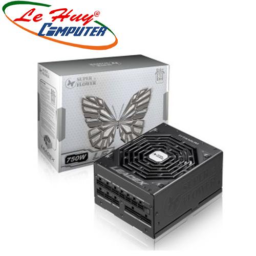 Nguồn máy tính Super Flower Leadex Titanium 750W
