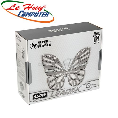 Nguồn máy tính Super Flower Leadex Titanium 850W