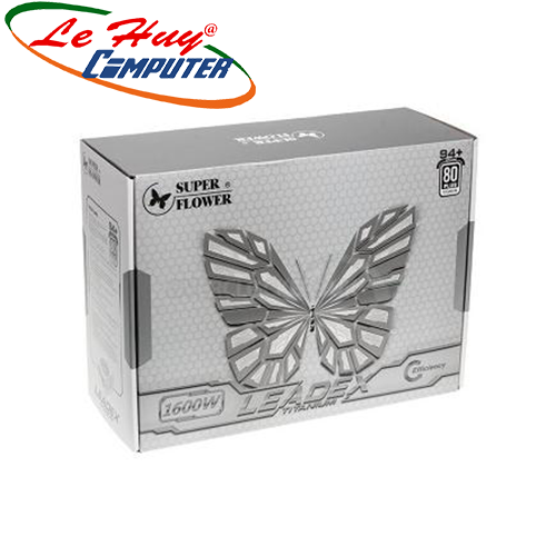 Nguồn máy tính Super Flower Leadex Titanium 1600W