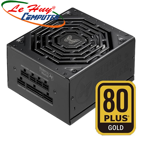 Nguồn máy tính Super Flower Leadex III Gold 850W