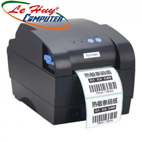 Máy in mã vạch Xprinter 365B