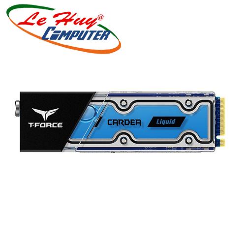 Ổ cứng máy tính SSD TEAM CARDEA Liquid PCIe 3.0 x4 with NVMe 1.3 512GB