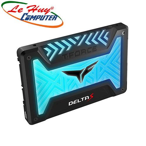 Ổ cứng máy tính SSD TEAM T-FORCE DELTA S 2.5
