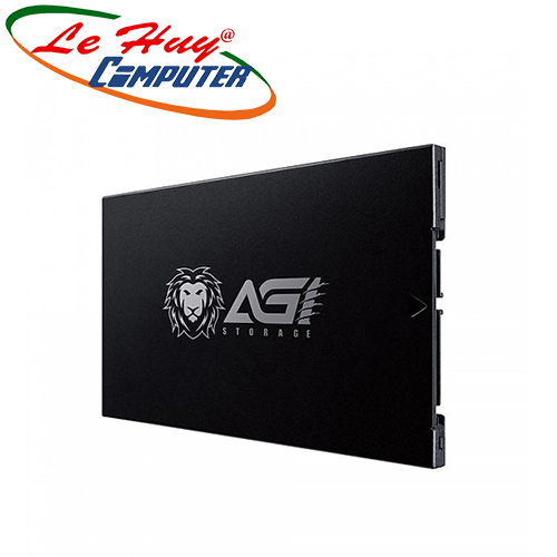 SSD AGI 240GB Sata III ( Read: 540Mb/s - Write: 510Mb/s)
