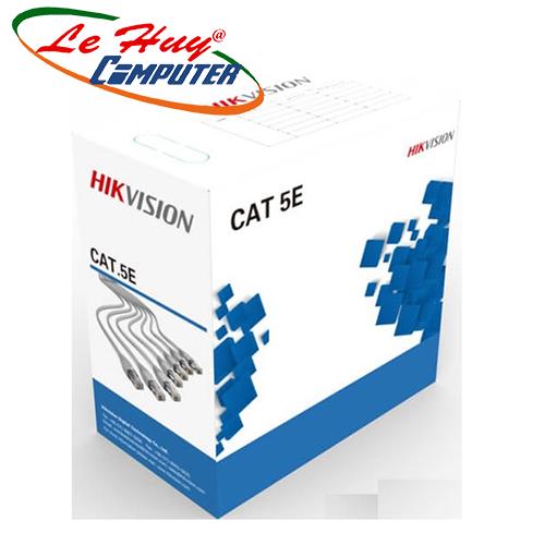 Cáp mạng CAT5E BC HIKVISION DS-1LN5E-E/E - 305M