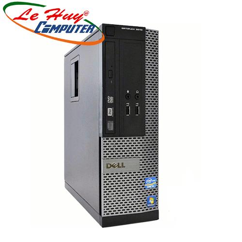 Máy bộ Dell Optiplex 3010SFF Core I3-3220 ( 3M/3.3Ghz), Ram 4GB, HDD 250GB, DVD, Free OS, Phím_Chuột