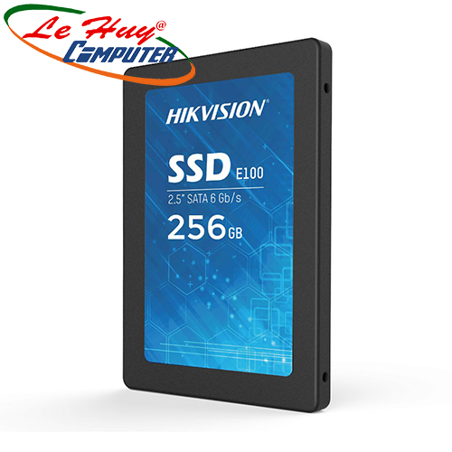 Ổ Cứng SSD HIKVISION E100 256GB SATA III