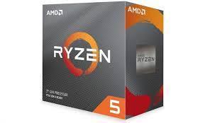 CPU AMD Ryzen 5 3500X 3.8 GHz (4.1GHz Max Boost) / 32MB Cache / 6 cores / 6 threads)