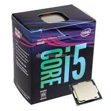 CPU Intel® Core i5 8500 SK1151 V2 (Coffee Lake) tray + fan i3