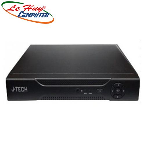 Đầu ghi hình camera IP 8 kênh J-TECH HD6208