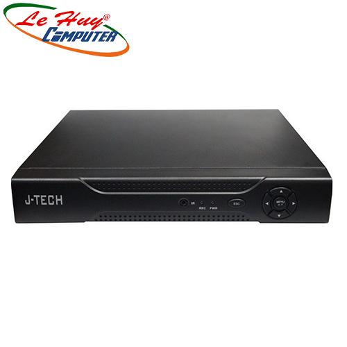 Đầu ghi hình Hybrid AHD/TVI/CVI/CBVS/IP 4 kênh J-TECH HYD4304