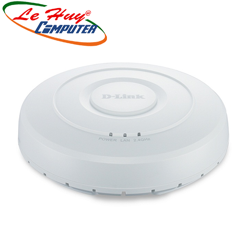 Thiết bị mạng - Router D-Link DWL-2600AP 300Mbps Wireless-N Fast Ethernet Unified PoE Access Point